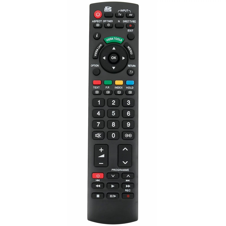 New N2QAYB000350 Replaced Remote Control fit for Panasonic Viera LED LCD Smart TV EUR7628010 N2QAYB000352 N2QAYB000753 N2QAYB000486 - Walmart.com ...
