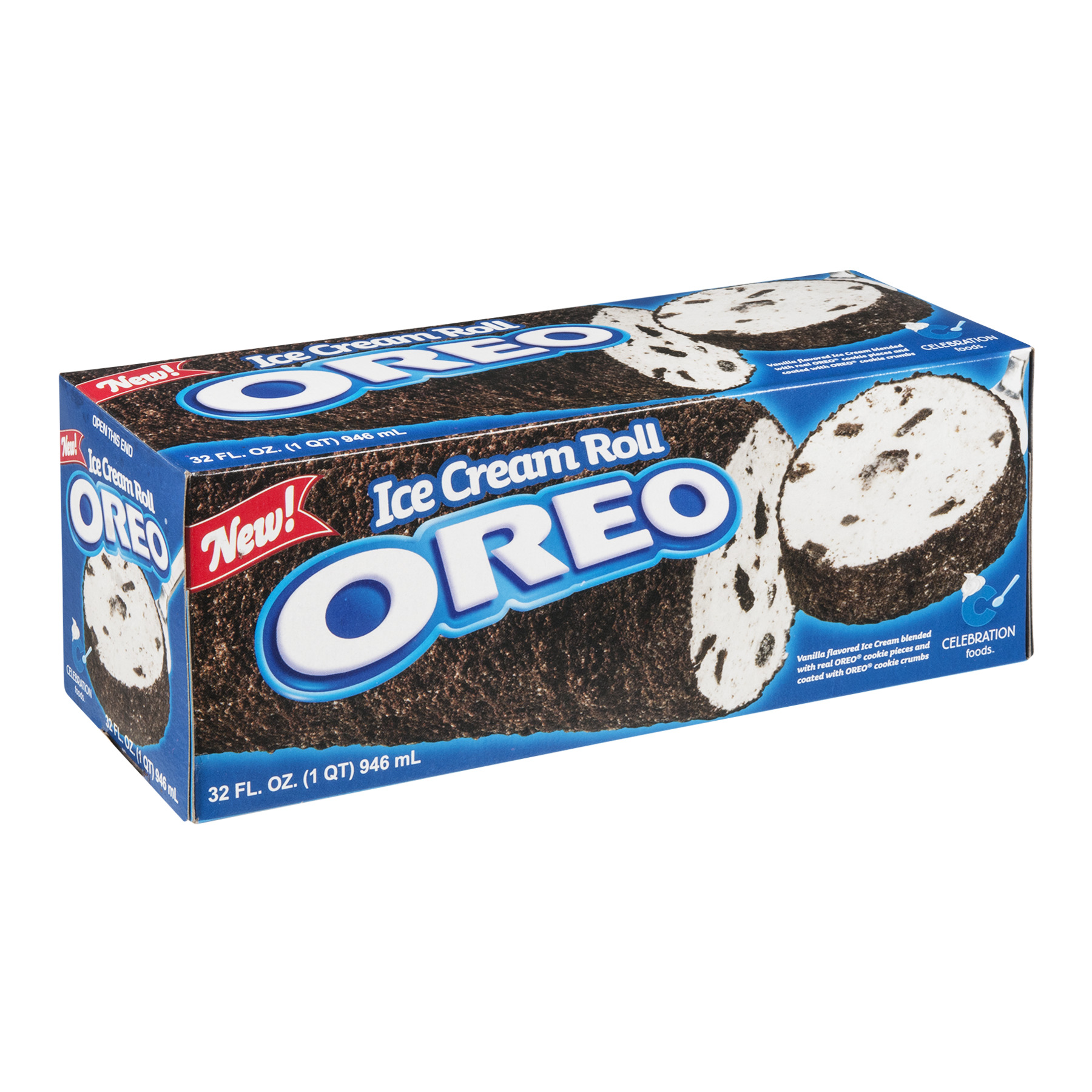 rich products oreo ice