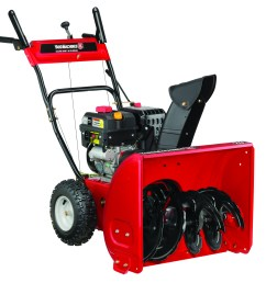 yard machines 24 two stage snow blower with electric start walmart com [ 3900 x 3840 Pixel ]
