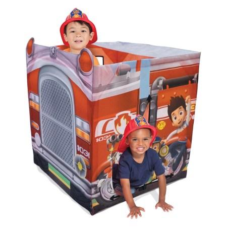 Playhut Paw Patrol EZ Vehicle Fire Truck Play Tent