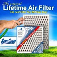 18x18x1 Lifetime Electrostatic AC Furnace Air Filter ...