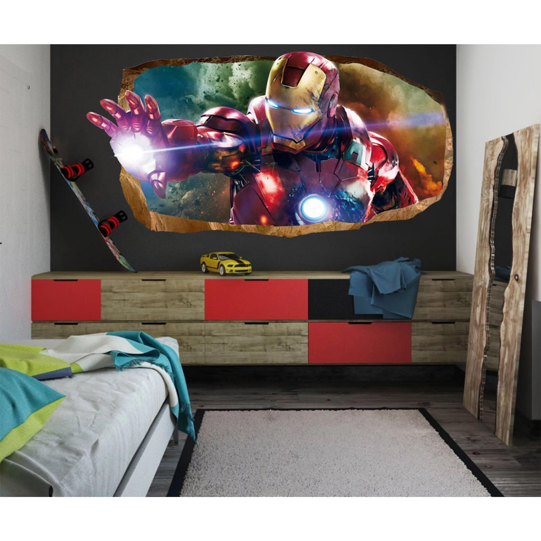 Startonight 3d Mural Wall Art Photo Decor The Power Of