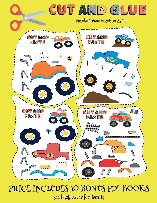 Preschool Practice Scissor Skills Preschool Practice