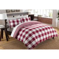 200 Thread Count Authentic Chambray Buffalo Check Design ...