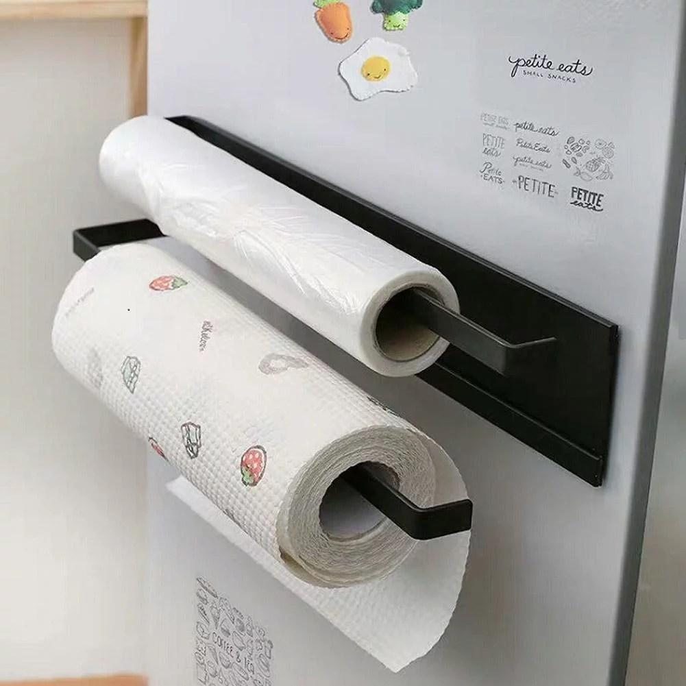tebru magnetic double bath towel bar towel holder rack for bathroom kitchen magnetic towel holder magnetic towel rack