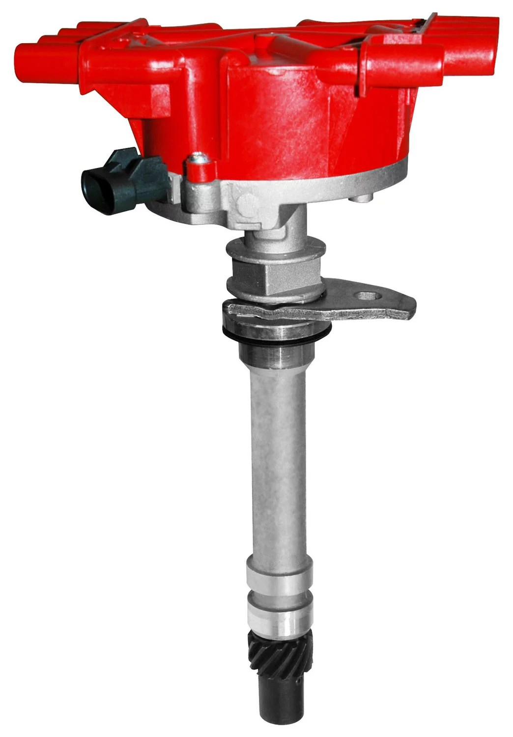 hight resolution of msd ignition 5592 distributor street fire for use with gm vortec engines without ignition control module magnetic trigger locked out timing