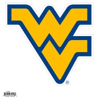 West Virginia Mountaineers 8 inch Logo Magnets (F ...