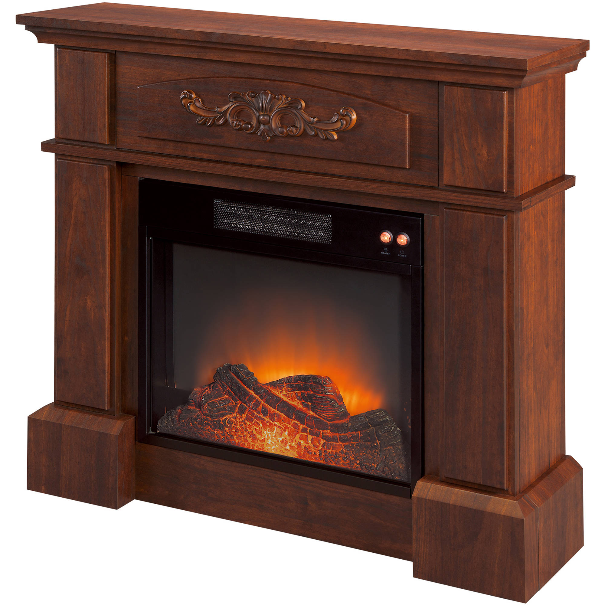 Electric Insert Fireplaces  Walmartcom