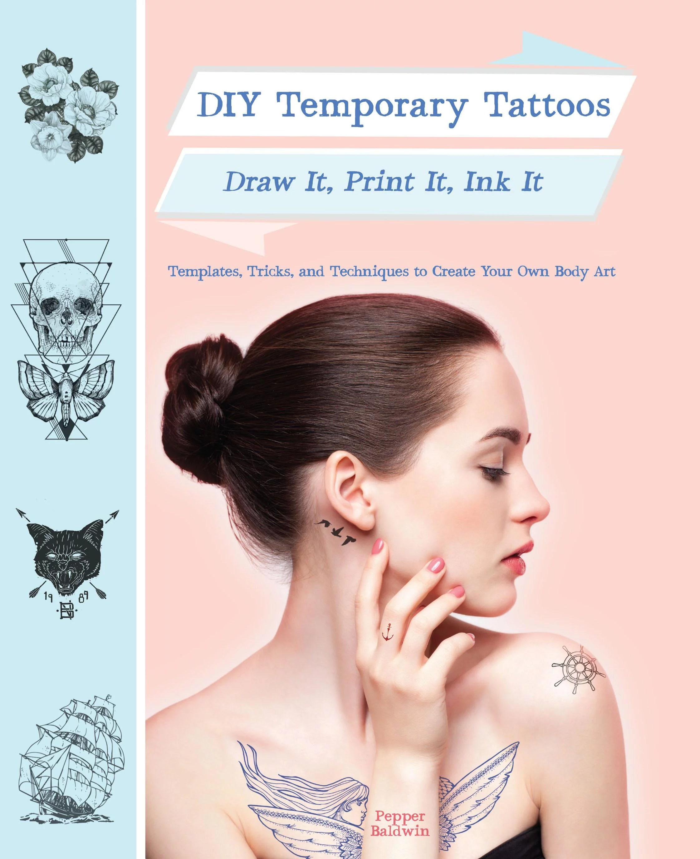 Does Walmart Sell Tattoo Needles : walmart, tattoo, needles, Temporary, Tattoos, Print, Walmart.com, Walmart