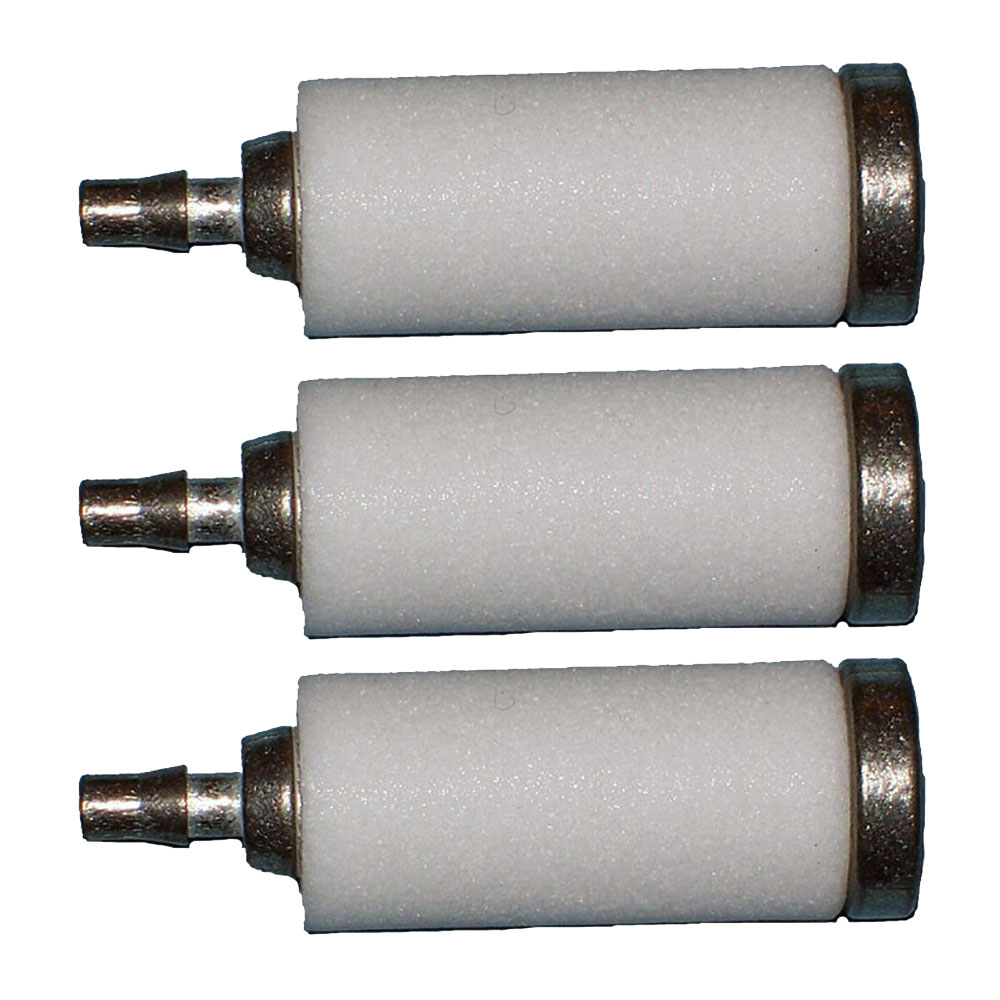 medium resolution of poulan craftsman chainsaw 3 pack oem replacement fuel filter 530095646 3pk zoomed image