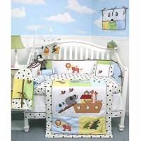 Noah Ark Baby 14 Piece Crib Nursery Bedding Set - Walmart.com