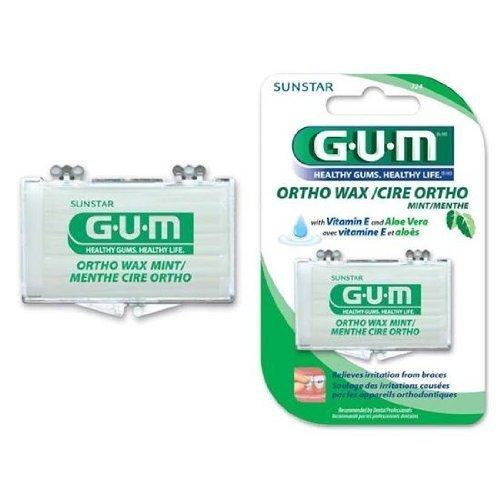 GUM ORTHODONIC MINT WAX 1EA | Walmart Canada