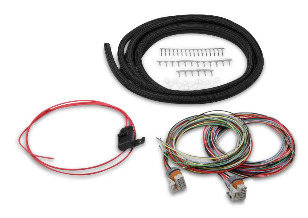 medium resolution of holley performance 558 307 engine control module wiring harness for use with holley hp zoomed image