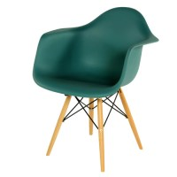 Stilnovo The Mid Century Eiffel Arm Chair with Wooden ...
