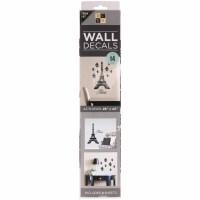 DCWV Vinyl Decal Eiffel Tower Wall Decal - Walmart.com
