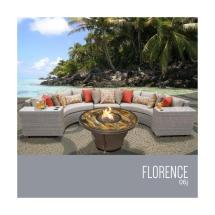 florence-06j-beige florence 6 piece