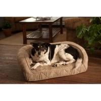 Buddy Beds Memory Foam Bolster Dog Bed - Walmart.com