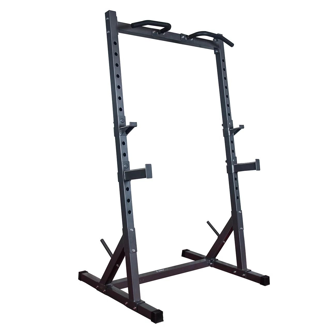 AKONZA Multi Function Squat Rack Gym Weight Lifting