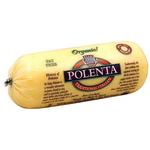 Food Merchants Brand Traditional Italian Polenta 18 oz ...
