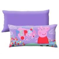 Peppa Pig Peppy Peppa Body Pillow - Walmart.com