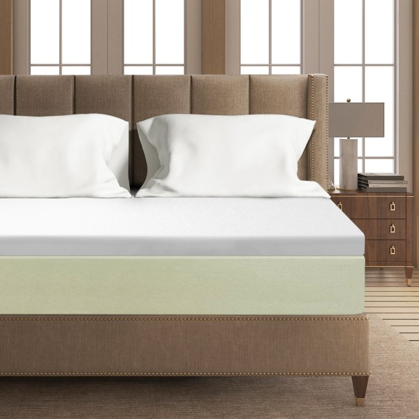 Mattress 3 Memory Foam Topper With Cover