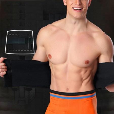جديد الخصر فقدان الوزن المتقلب الدهون الموقد للتعديل التخسيس حزام النساء الرجال السود 2dcd33c0 5ead 47f8 ac1f e11560170d1f 1