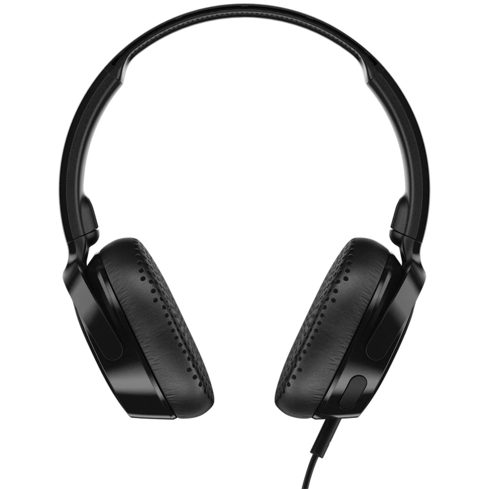 medium resolution of skullcandy s5pxy l003 riff on ear wired headphones with microphone black