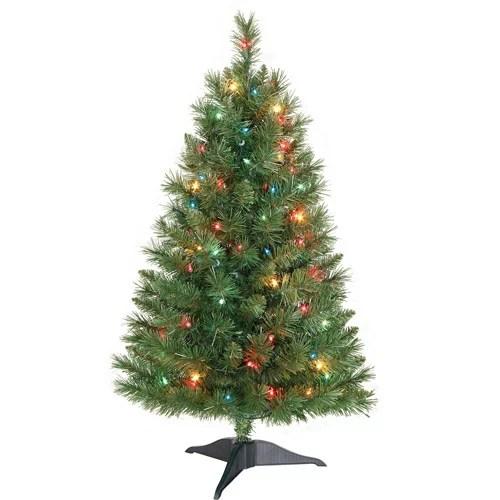 Holiday Time PreLit 339 Winston Pine Artificial Christmas