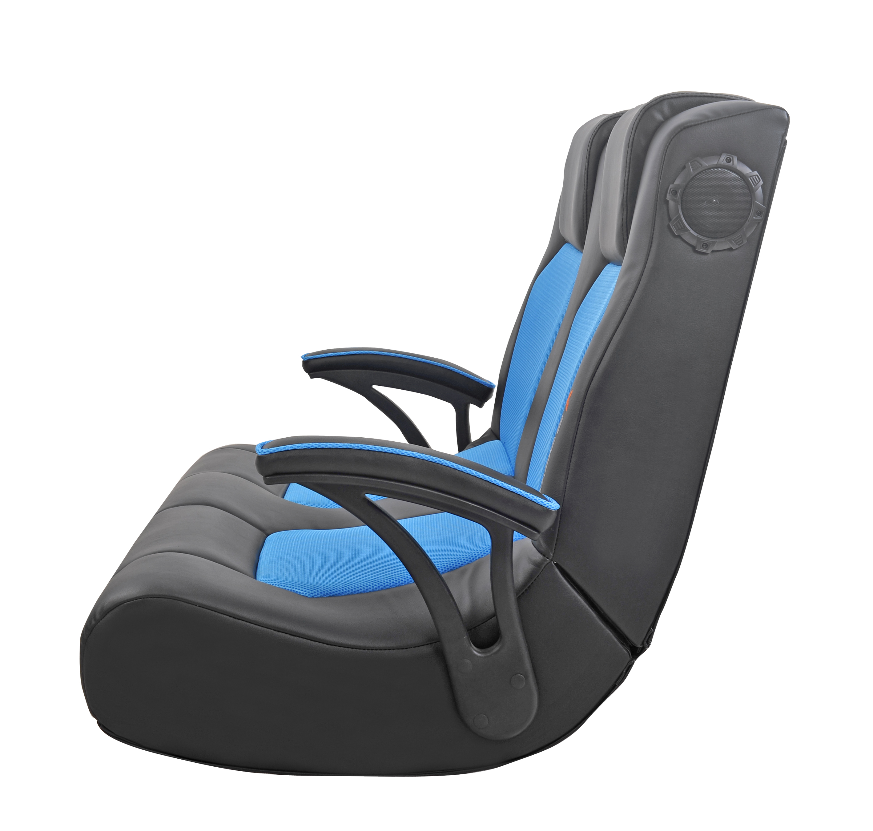 gaming chair on sale slip covered chairs ergonomic x rocker dual commander 2 1 audio