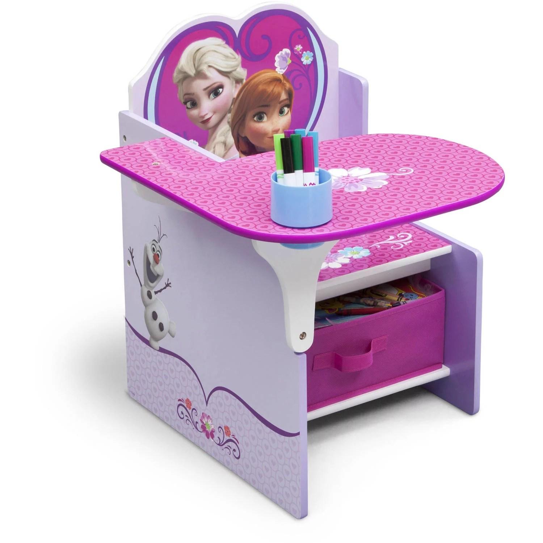 chair for toddler girl gray nursery rocking best children gift bday frozen desk with storage bin details about girls