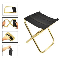 Compact Travel Beach Chairs Best Inc Swivel Rocker Recliner Ultralight Portable Folding Camping For Outdoor Camp Picnic Festival Hiking Gold Walmart Com