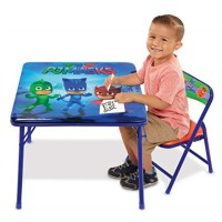 PJ Masks Disney's Jr. Table Set with 1 Chair Activity ...