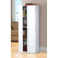 Mainstays Storage Cabinet White