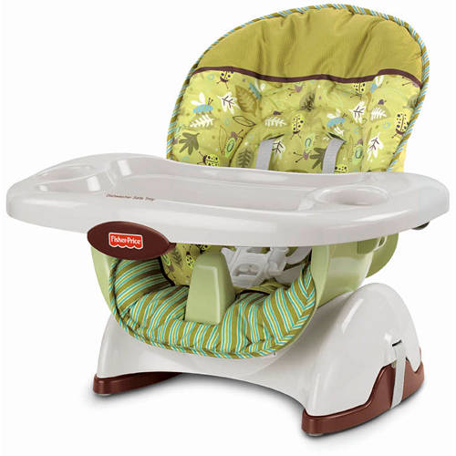 FisherPrice  SpaceSaver High Chair and Booster