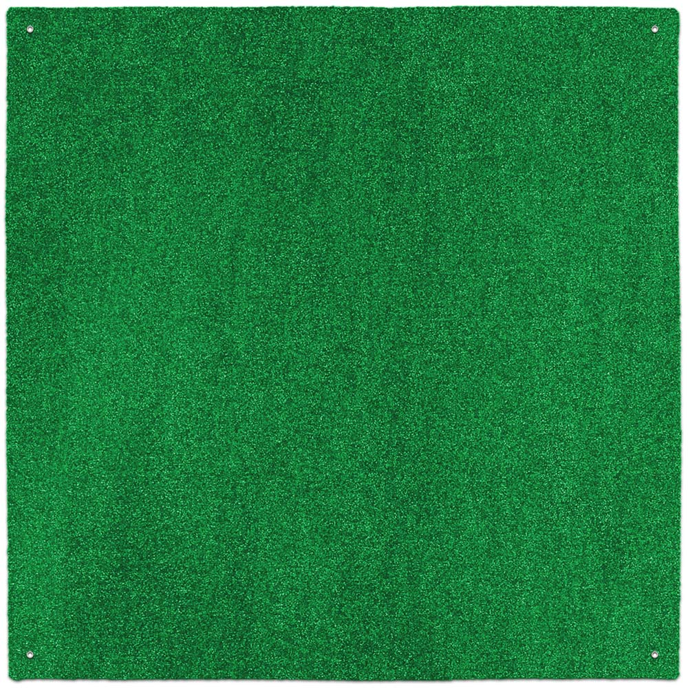 outdoor turf rug green 10 x 10 several other sizes to choose from