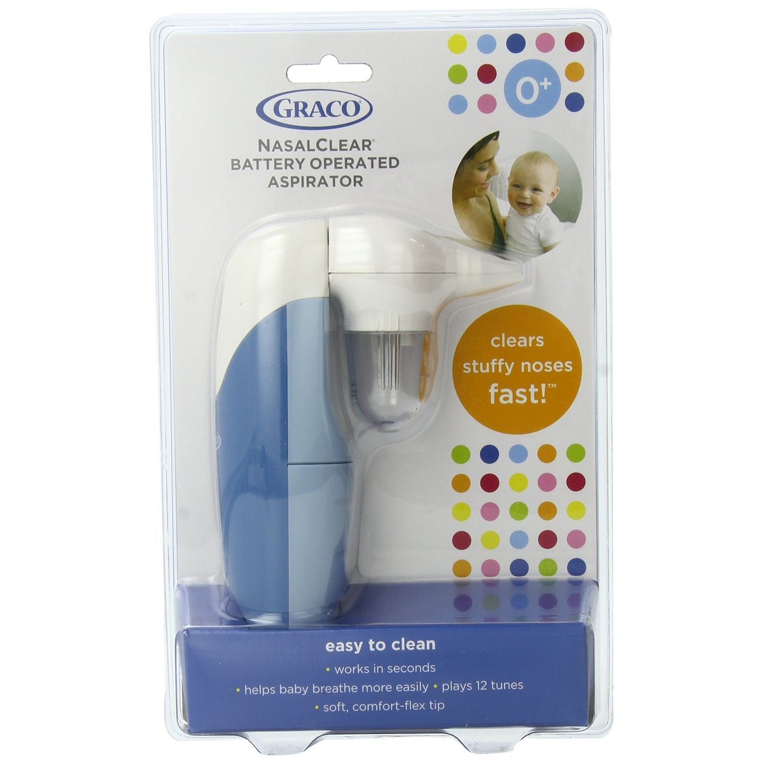 graco bebesounds nasal clear