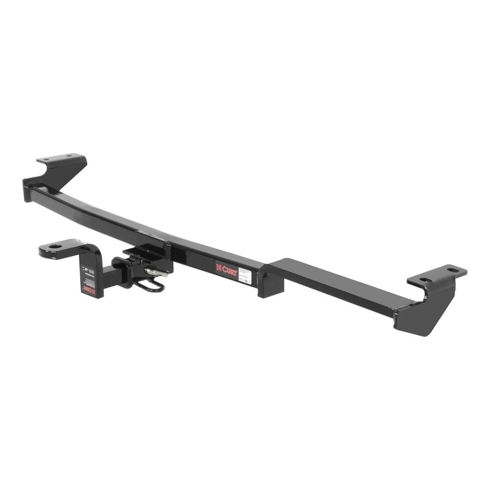 medium resolution of curt trailer hitch vehicle wiring harness fits 98 01 nissan altima 11251 55361 walmart com