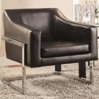A Line Furniture Zoli Mid Century Modern Design Black ...