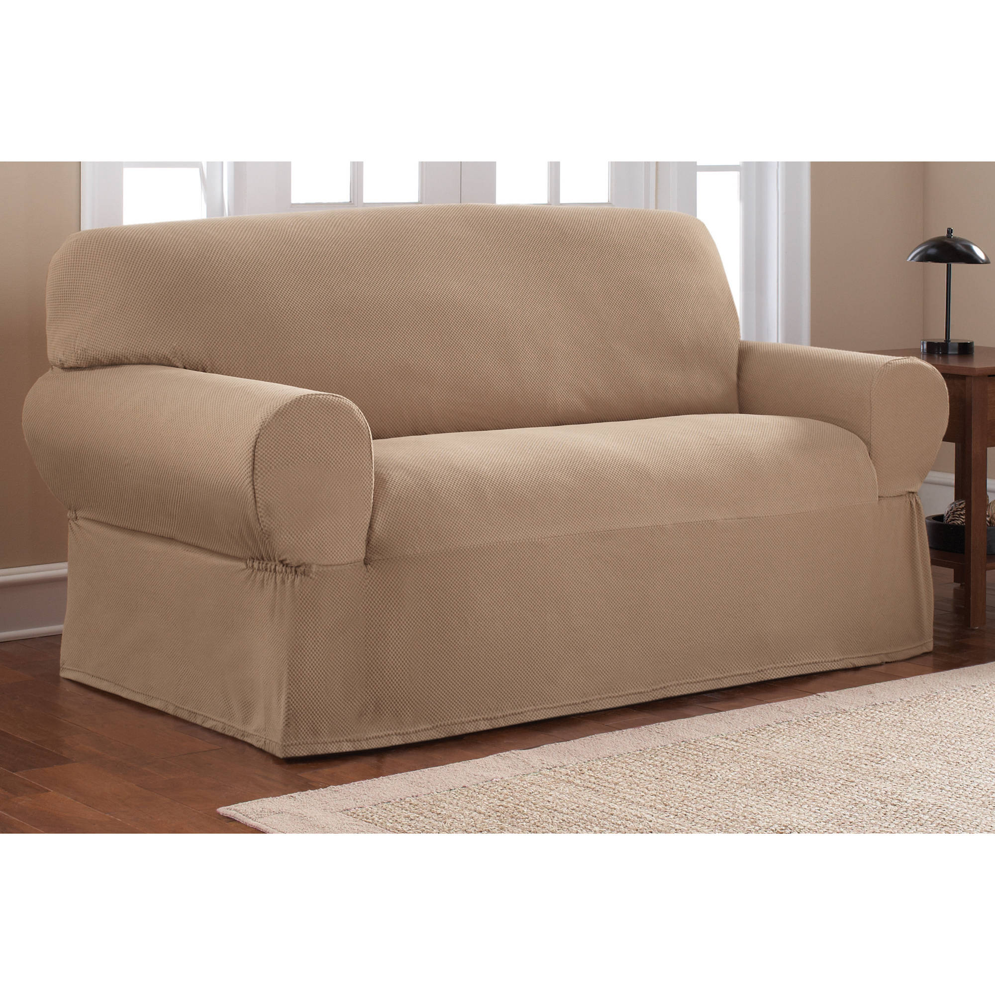 cover for dual reclining sofa john lewis todd review loveseat covers slipcover adapted