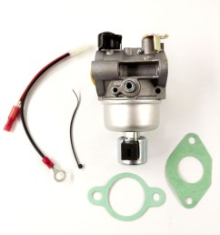 engine kohler carburetor john deere lt160 tractor cv460s engine w with fuel filter walmart com [ 1020 x 1020 Pixel ]