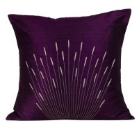 Jiti Branches Silk Decorative Pillow - Walmart.com