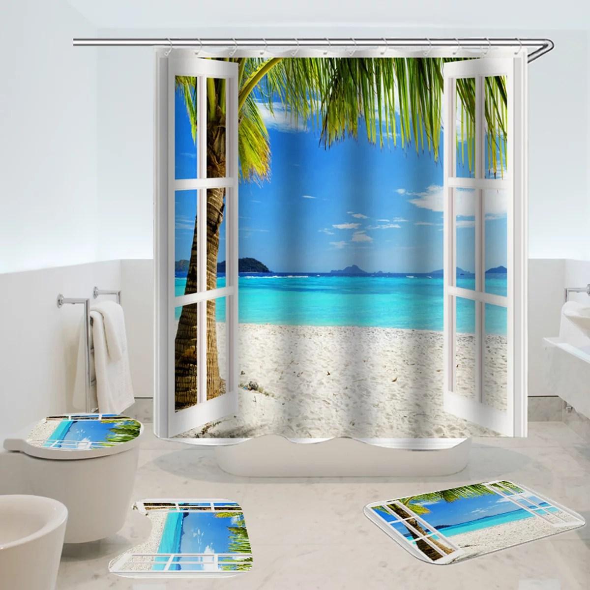 bathroom waterproof polyester fabric