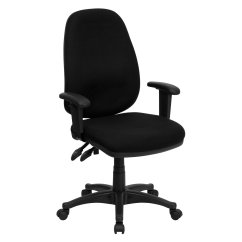 Office Chair With Adjustable Arms Argos Santa Covers Ergonomic Computer Height Multiple Colors Walmart Com