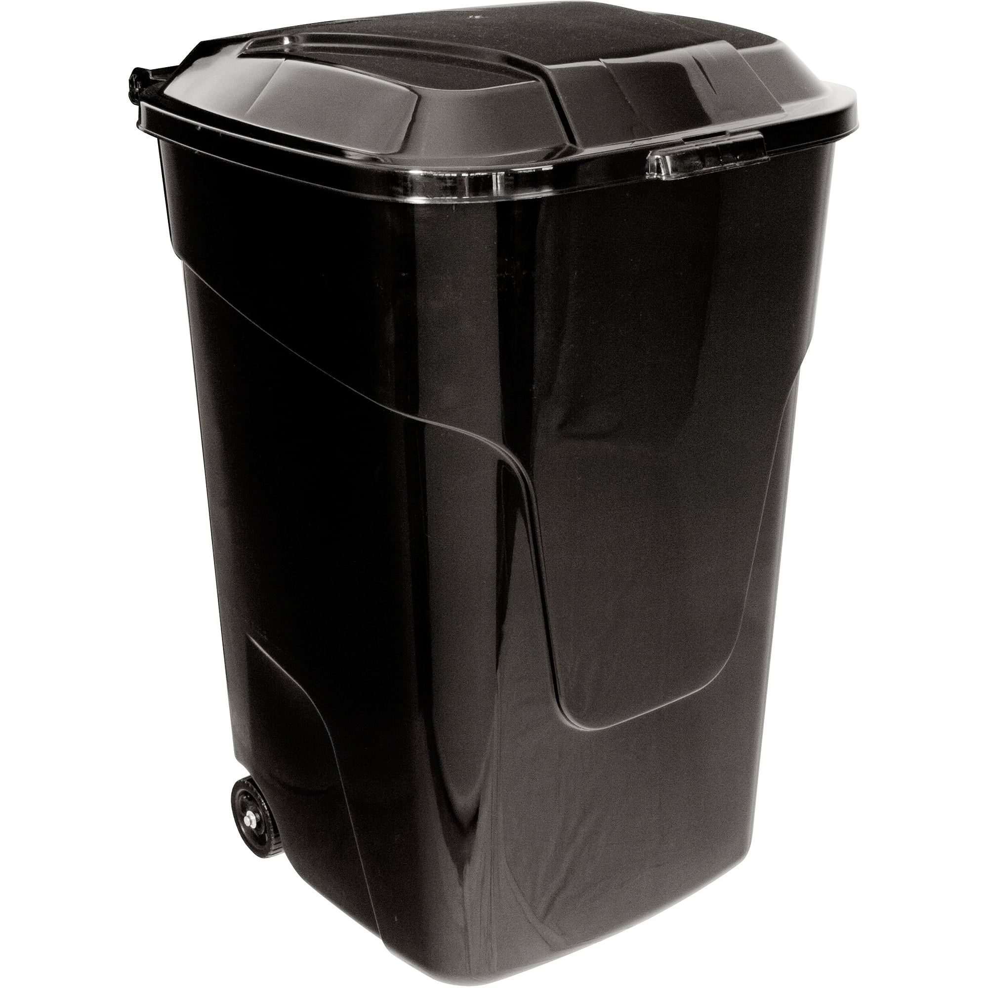 Ecoark 45 Gallon Wheeled Trash Can Walmartcom