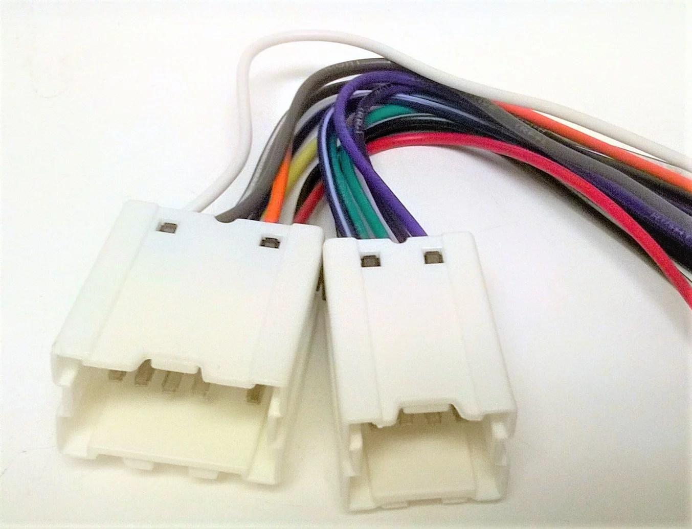 medium resolution of carxtc radio wire harness installs new car stereo fits infiniti qx4 rh walmart com 1998 infiniti qx4 stereo wiring diagram 2000 infiniti qx4 stereo wiring