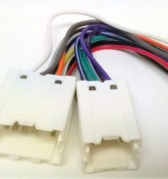 carxtc radio wire harness installs new car stereo fits nissan pathfinder 1995 to 2007 walmart com [ 1353 x 1035 Pixel ]