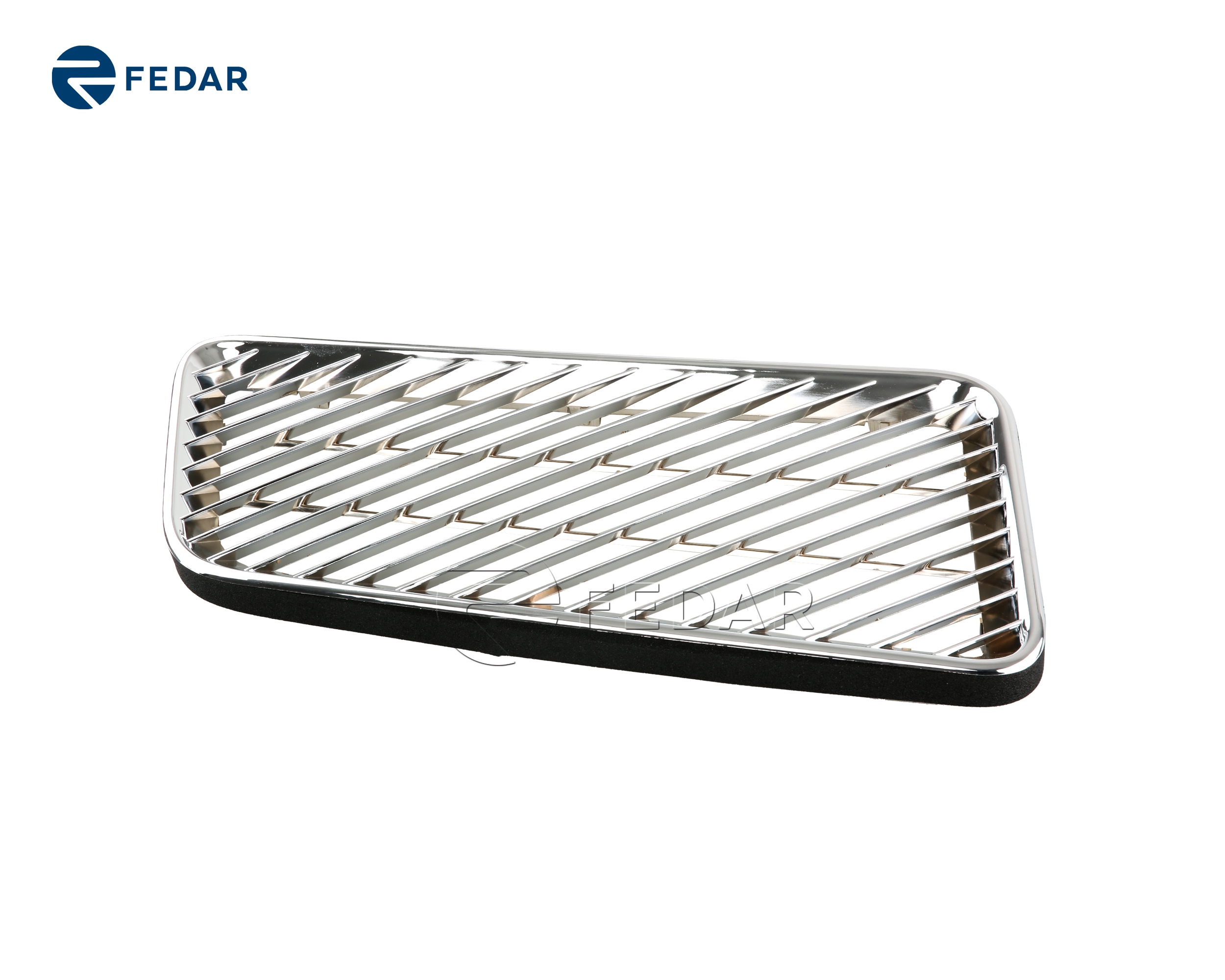 Fedar Air Intake Side For Volvo Vn Series Grille