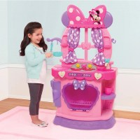 Disney Minnie Mouse Sweet Surprises Kitchen  Walmart ...