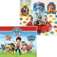 Paw Patrol Table Decoration Kit