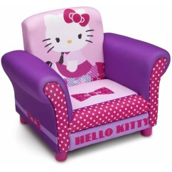 Walmart Rocking Chair Glider How To Cane A Delta Children Hello Kitty Upholstered - Walmart.com